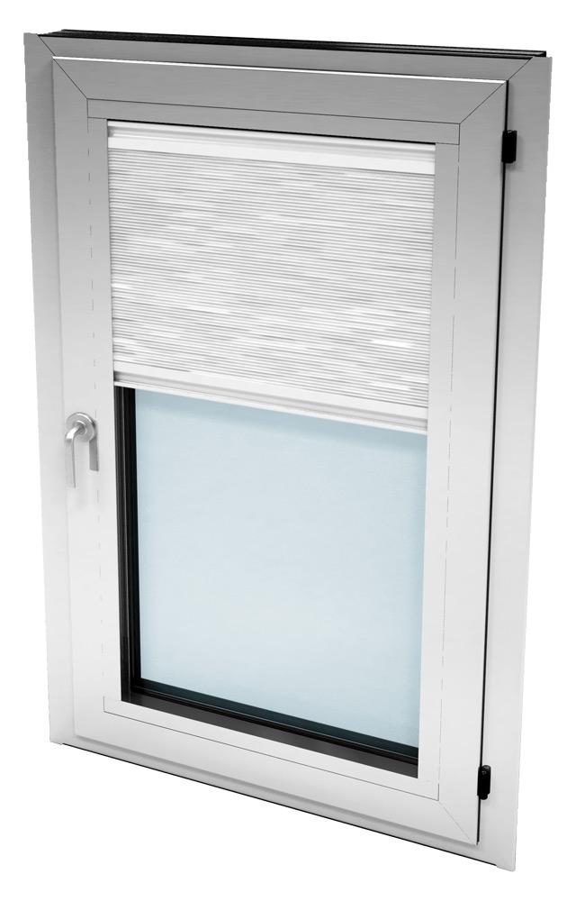 Oscuranti per finestre in alluminio sistema oscurante vetri - La finestra biz srl ...