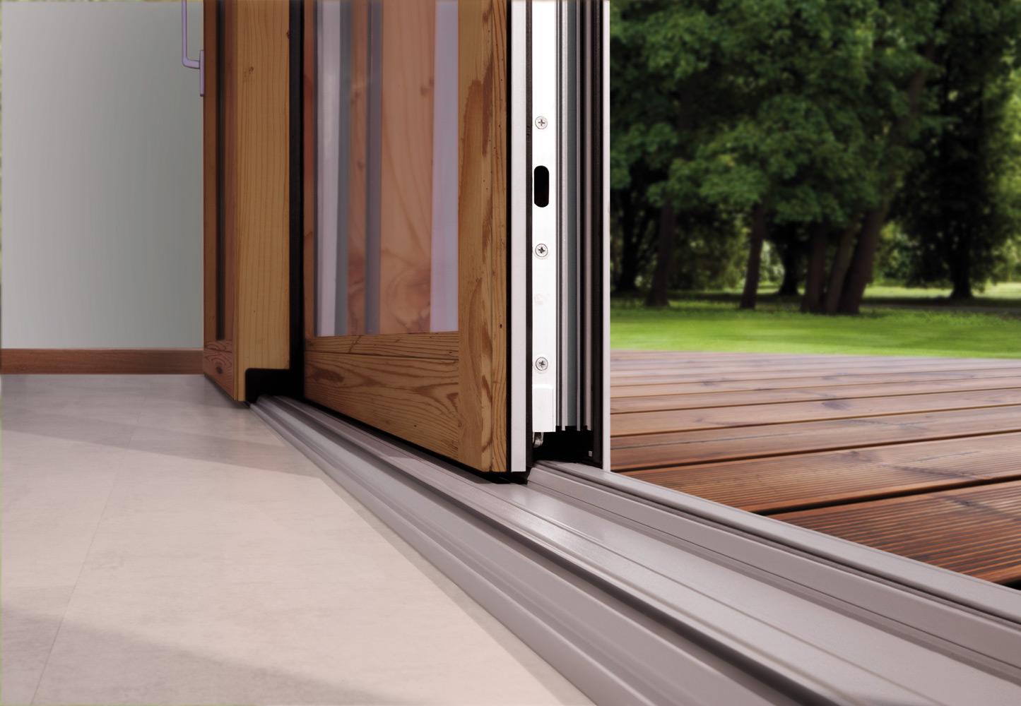 Porte Scorrevoli Legno Alluminio Profili Per Finestre A