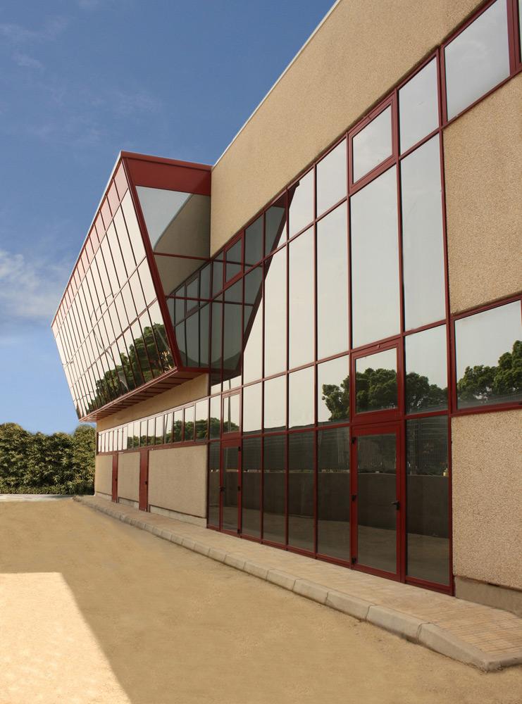 Serramenti alluminio taglio termico profili per finestre - Profili alluminio per finestre ...