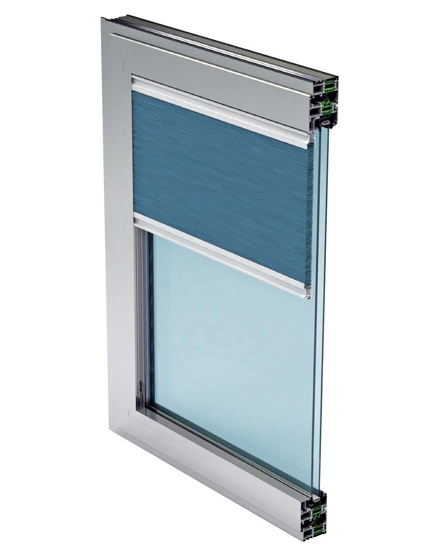 Sistema Di Oscuramento Per Finestre oscuranti per finestre in alluminio - sistema oscurante vetri